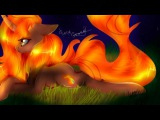 MLP Speedpaint in Paint Tool Sai - Fire pony