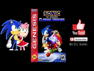 Sonic The Hedgehog: Classic Heroes [2013] (Sega) Full Walkthrough