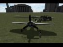 KSP - Flying Club - Aerotow launching a glider