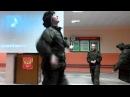 Кавказские парни. Репетиция.