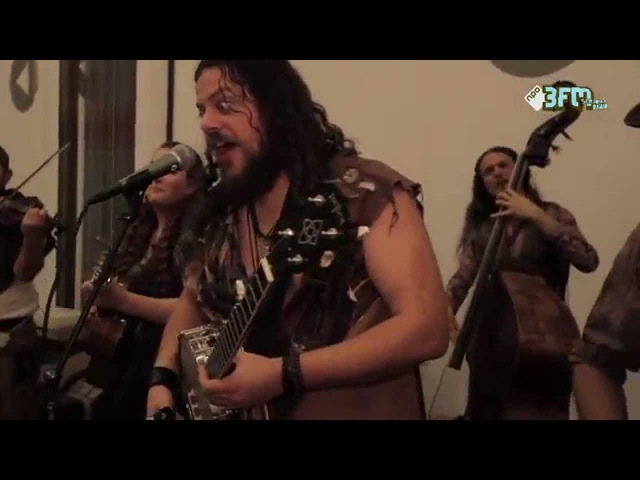 Rammstein - Engel (cover by Harmony Glen Live @ 3FM)