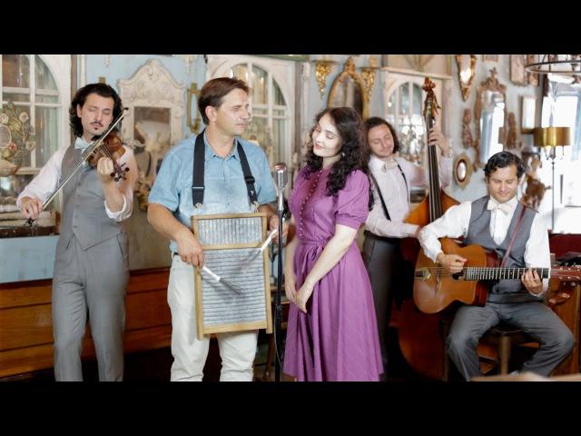 Avalon Jazz Band Que reste t il de nos amours? Charles Trenet