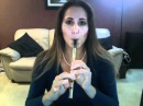 How to play Lord of the Rings Concerning Hobbits tin whistle