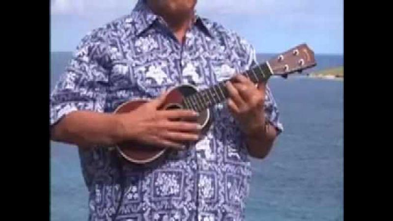 Ukulele master Ohta san plays Hawaii