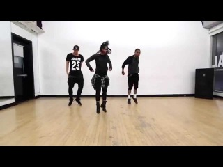 BEYONCE 7 11 Dance Video @MattSteffanina Choreography Intermediate Hip Hop Routine