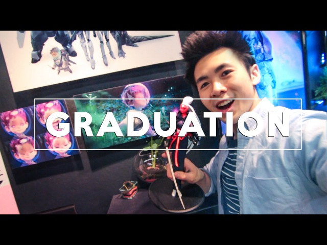 RossDraws GRADUATION EPISODE