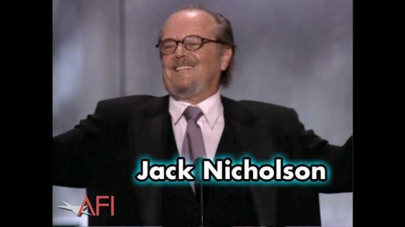 Jack Nicholson Calls Meryl Streep Perfect