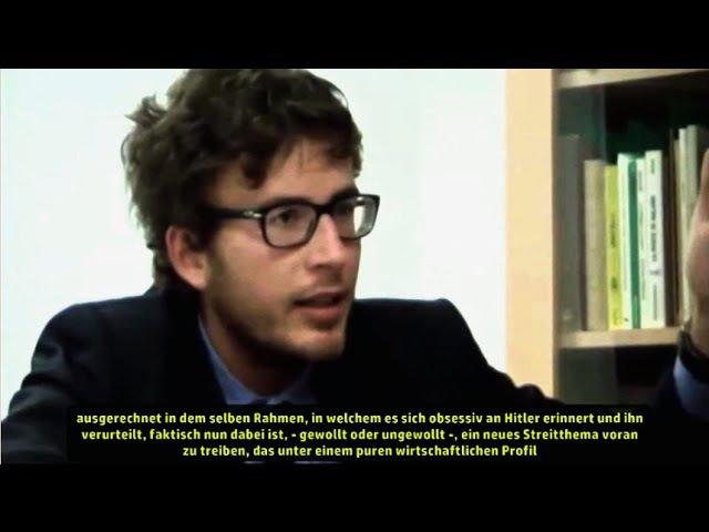 Diego Fusaro Der Deutsche Schuldkomplex und sein Wirken