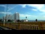 #507 США Мексика Граница Дорога вдоль побережья Мексиканская еда и музыка
