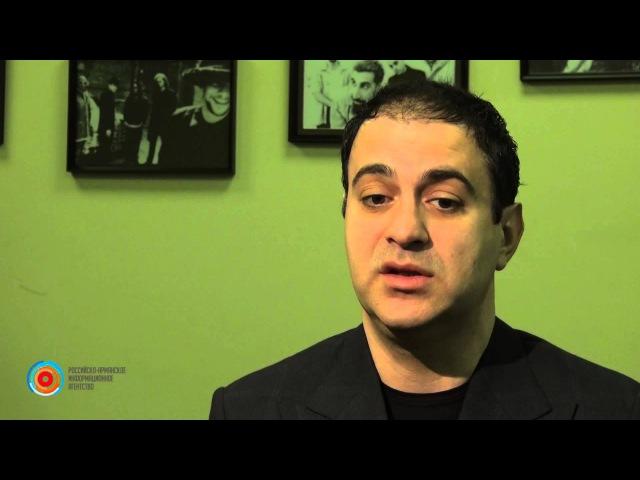 Гарик Мартиросян о Геноциде армян