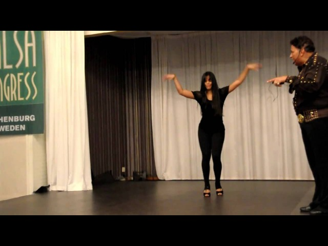 Eddie Torres Griselle Ponce - pachanga SSC 2011 Part 5of5