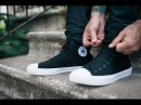 HUSTLE TV: A Closer Look at The Converse Chuck Taylor All Star II