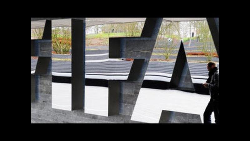 Коррупционный скандал в ФИФА американские ястребы мстят Блаттеру за Россию