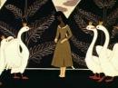 Los Cisnes Reales, The Wild Swans, M. V.Tsehanovsky - Castellano