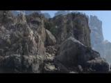 Скалы Адалары морская прогулка Гурзуф Крым 2015