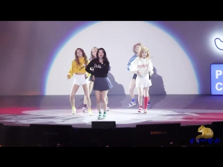 [FANCAM] 151119 Red Velvet - Dumb Dumb @ Samsung Play More Challenge Concert