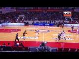 Локомотив Кубань - ЦСКА (Единая Лига ВТБ 2015-2016) 7 тур