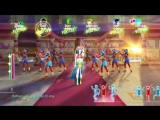 Dark Horse - Just Dance 2015 - Gameplay 5 Stars + Challengers - YouTube