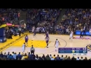 Curry and Casspis 3-point shootout (full duel) Kings vs Warriors mp4