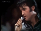 YouTube Elvis Presley Live Wise men say only fools rush in Black Leather The 68