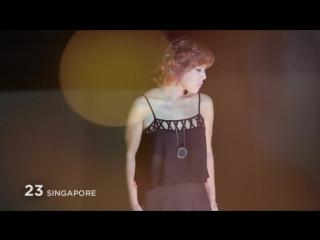 Daphne Khoo - Rooftops (Singapore 💎 See. Hear. Feel 2015)