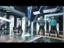 [kbs world] 뮤직뱅크 - 방탄소년단, 관중 압도하는 강렬한 존재감 'RUN'.20151204 (2)