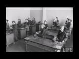 Песенка Ремесленников Музыка Никита Богословский Слова Евгений Агранович 1959г. Исполняет детский хор Исполнение 1959г.