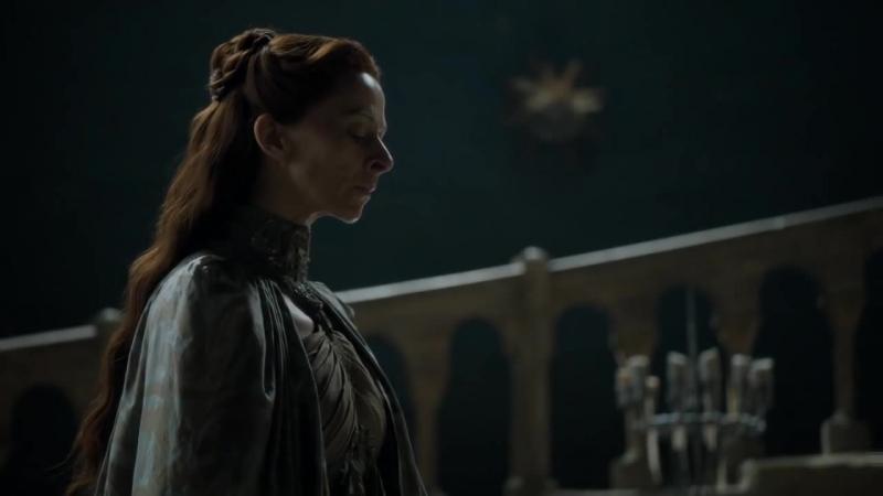 Tragical moment - Sansa, Petyr Baelish and Lysa Arryn