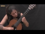 MasterClass Gaelle Solal Silvius Leopold Weiss, Ciaccona suite X (1)