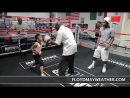 FUTURE CHAMPION BOXER IN THE MAKING TRAINED BY FLOYD MAYWEATHER