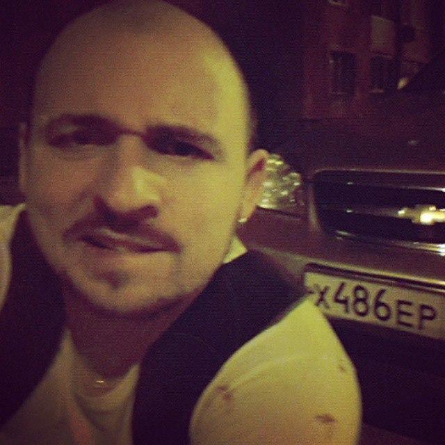 Alex Sagaz | Москва