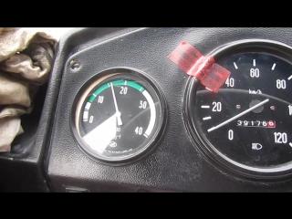 Заводим двигатель  Д 245.Е9А на автобусе ПАЗ