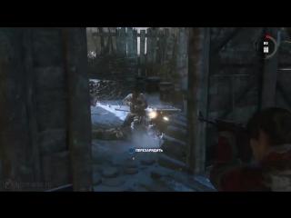 Rise of the Tomb Raider - Игромания обзор