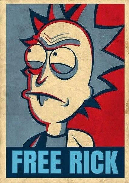 Свободу политзаключенному Рику Санчезу!
