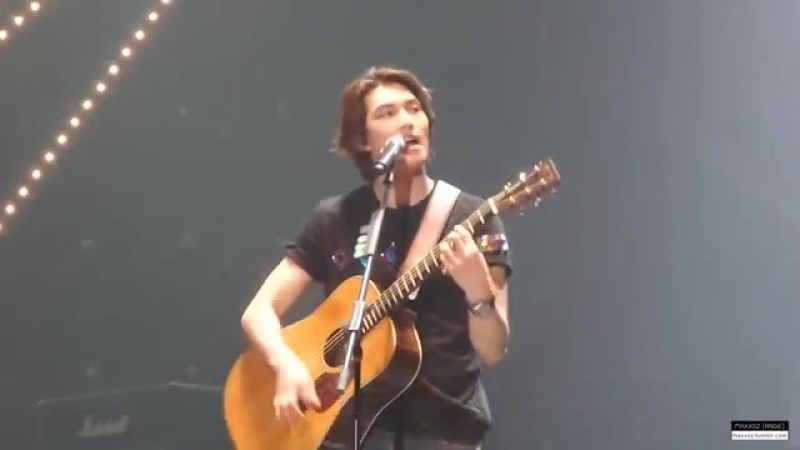 160116 CNBLUE(씨엔블루) COME TOGETHER IN BANGKOK - Try Again Smile Again