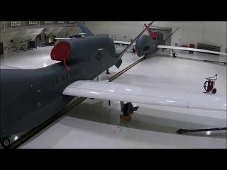 RQ-4 Global Hawk-Welcome to the Future