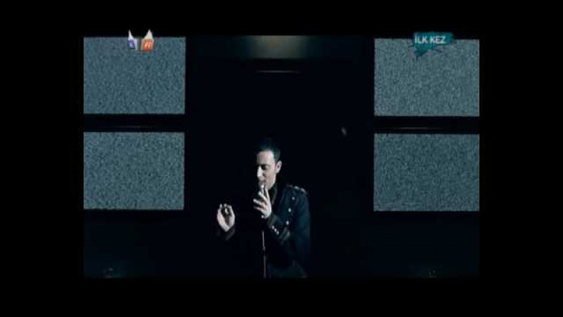 Mustafa Sandal - Adi Intikamdi (Video Klip 2010 HQ)