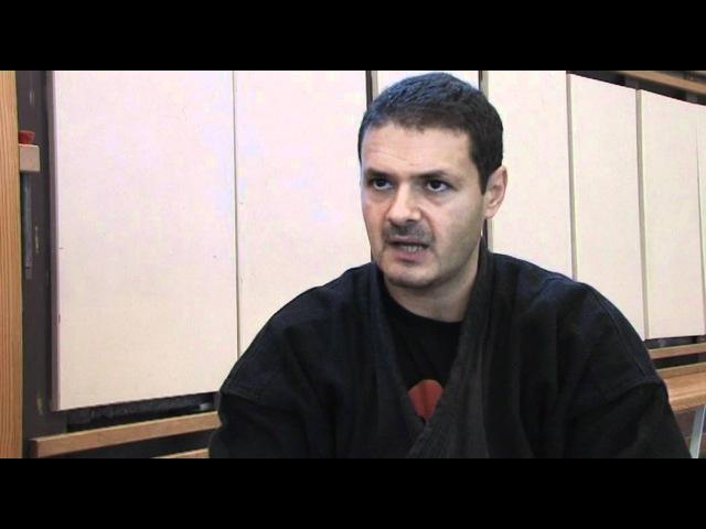 Dr. Kacem Zoughari - On Ninjutsu (Mini-documentary)