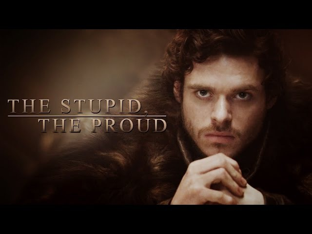Game Of Thrones - The Stupid, The Proud