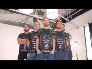 CS:GO - Ninjas In Pyjamas vs. Virtus.pro - Intro ESL One Cologne 2015