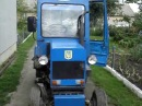 Самодельный трактор внешний вид 2.
