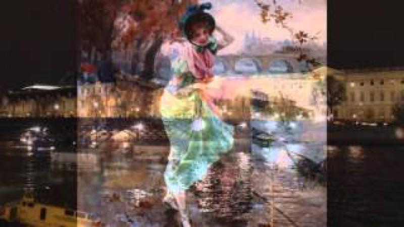 Anna Netrebko: Ne veter veya a visoti (Не ветер, вея с высоты) Rimsky-Korsakov