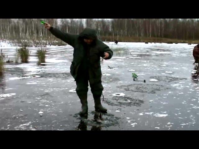 Как ловить ротана зимой со льда - Снасти,наживка