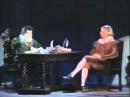 Rowan Atkinson Hugh Laurie Shakespeare and Hamlet 1989