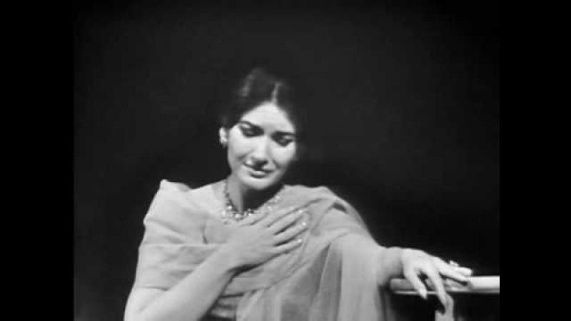 Maria Callas Oh s'io potessi dissipare le nubi 2 Pirata Bellini Rescigno Amburgo 15 05 59