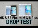 IPhone 6S VS iPhone 6S Plus Drop Test VS iPhone 6 iPhone 6 Plus!