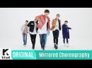 Mirrored B A P 비에이피 Feel So Good Choreography 거울모드 안무영상 1theK Dance Cover Contest