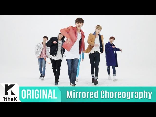 [Mirrored] B.A.P(비에이피) _ Feel So Good Choreography(거울모드 안무영상)_1theK Dance Cover Contest