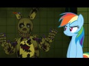 My Little SpringTrap Horror is Magic Five Nights at SpringTrap's Late 30K Subs special