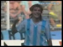 Italia 1990 Caniggia gol a Brasil relatado por Victor Hugo Morales